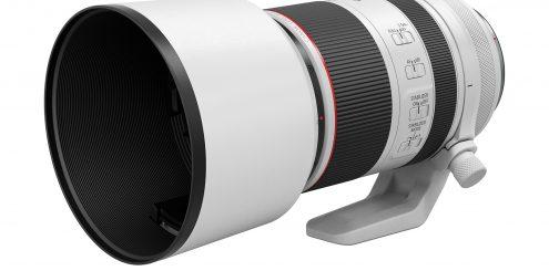 Canon-objektiver for R-kameraer