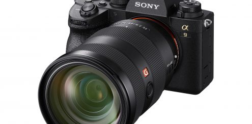 Sony a9 II fornyes