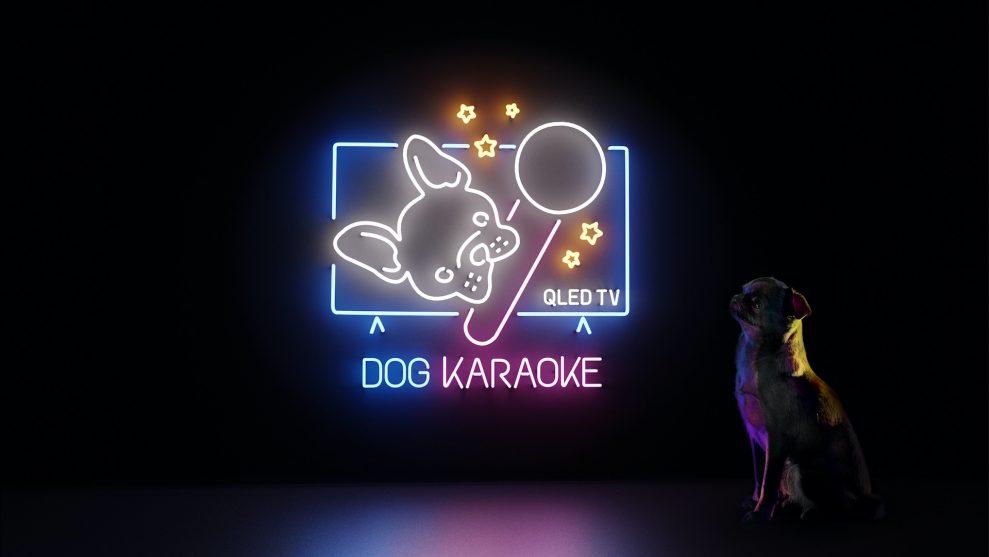 Samsung lanserer karaoke-app til menneskets beste venn