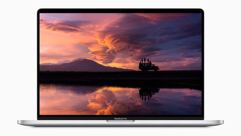 """Apple lanserer ny 16"""" MacBook Pro til profesjonelle brukere"""