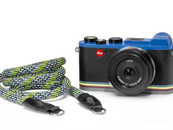 Paul Smith fargelegger Leica CL
