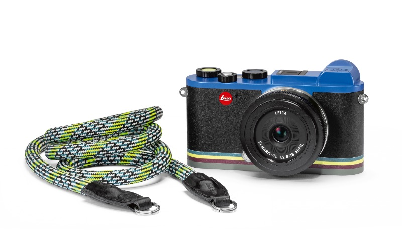 Paul Smith fargelegger Leica CL