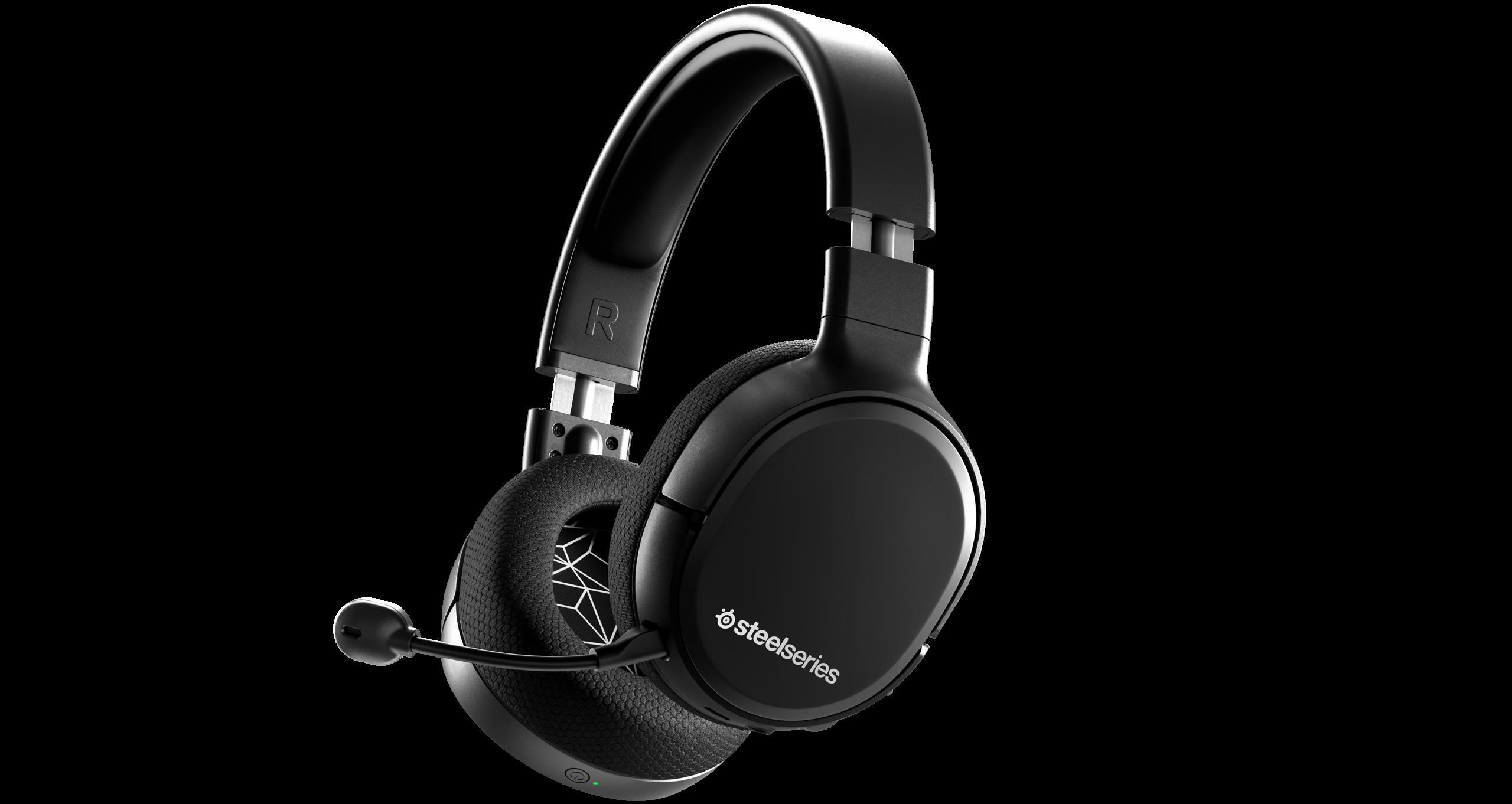 Best pris på SteelSeries Arctis Pro Wireless Hodetelefoner