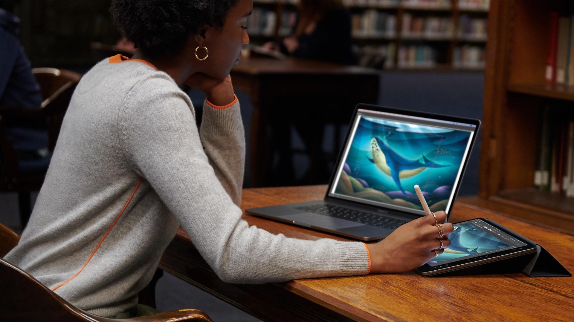 Sidecar gjør iPad en til en ekstra skjerm til Mac en din