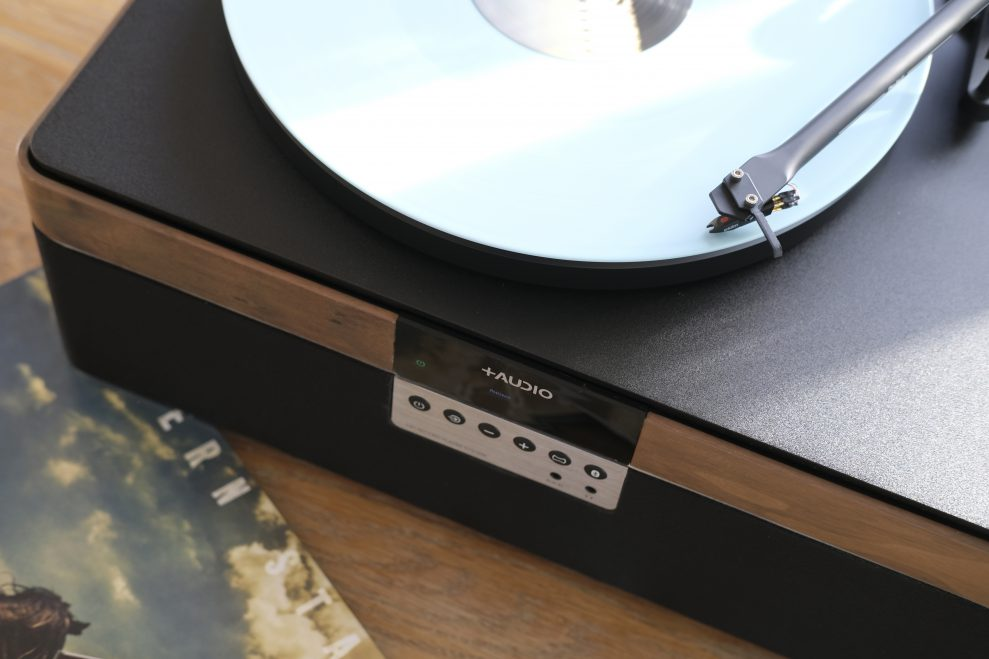 +Audio THE+RECORD PLAYER