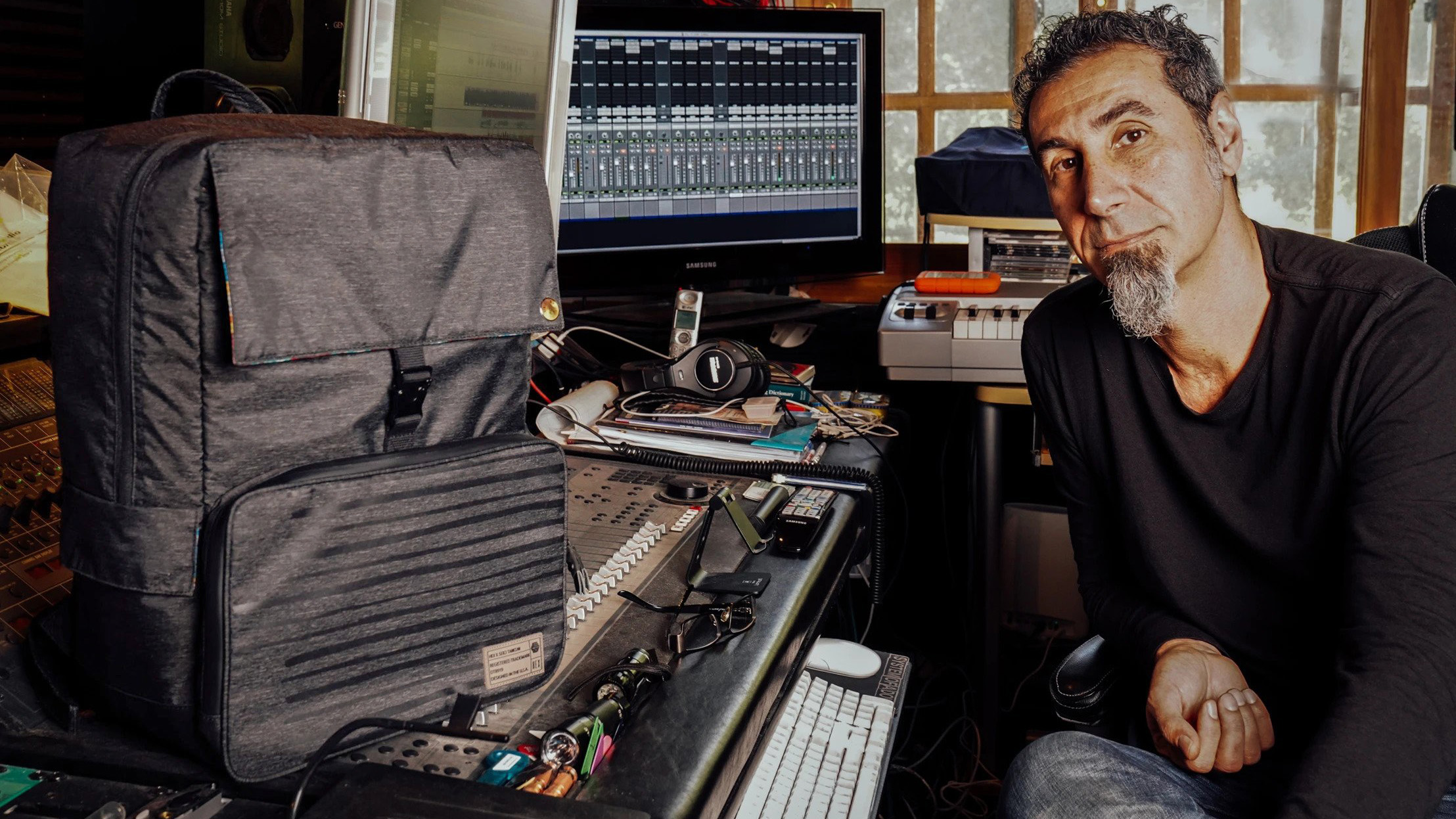 HEX x Serj Tankian