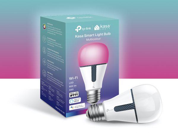 Kasa Smart Light Bulb (Multicolor)
