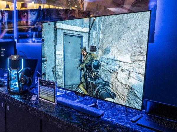 Nå kommer OLED-gamingskjermene