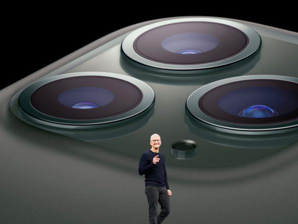 iPhone 11 og Apple Watch selger som varmt hvetebrød