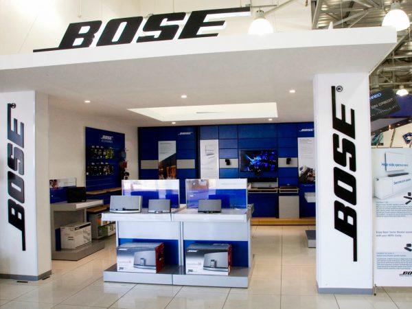 Bose Store legges ned