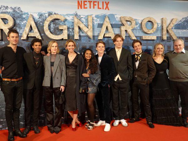 Premierefest for Netflix' Ragnarok