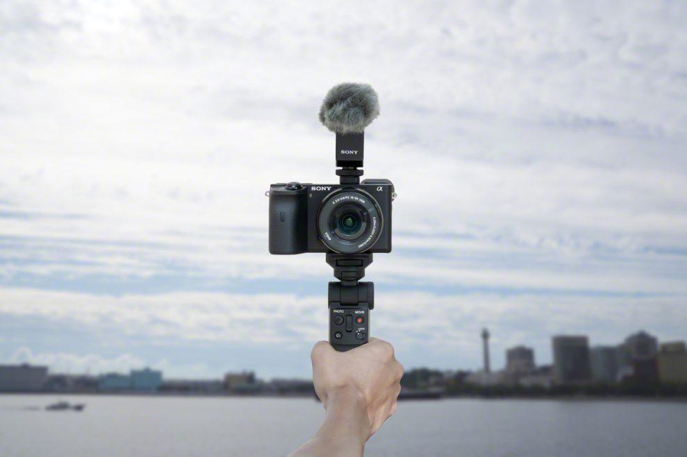 Fjernkontroll til Sony-kameraer