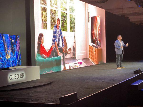 Samsung satser hardt på 8KTV