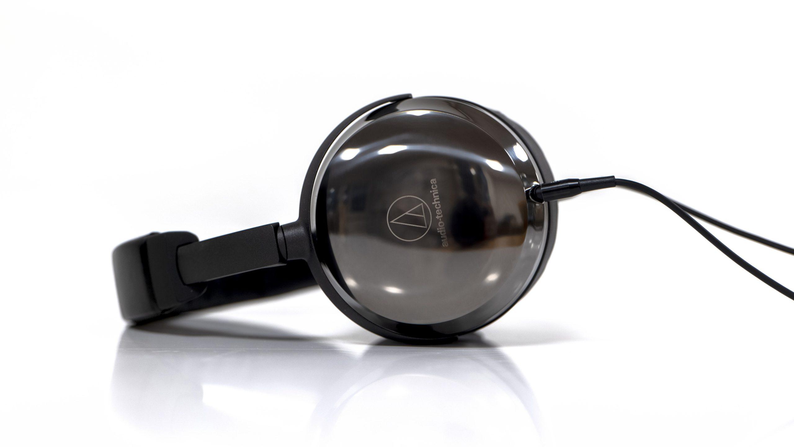 Audio-Technica ATH-AP2000Ti side