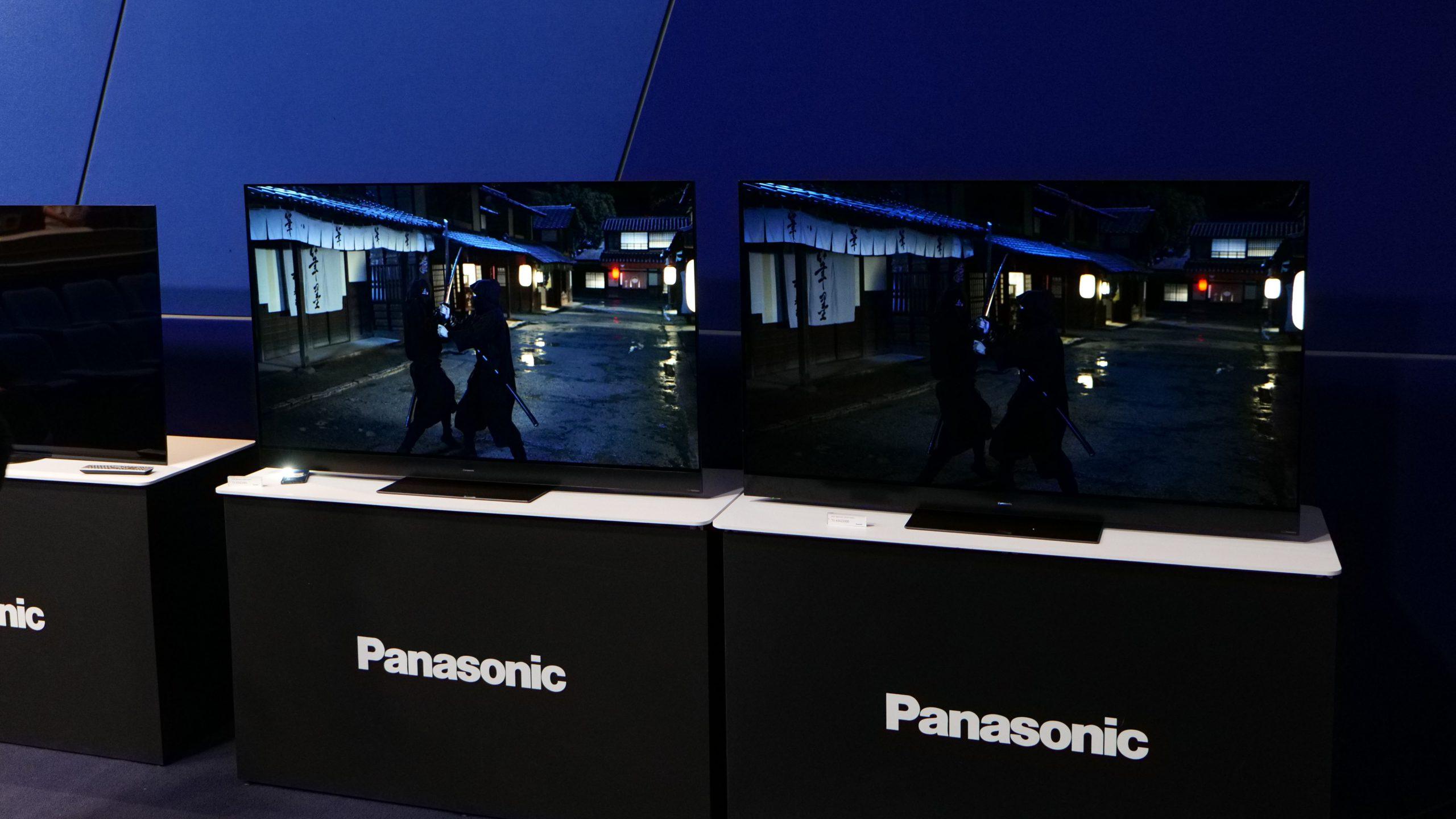 Panasonic FilmMaker Mode intelligent