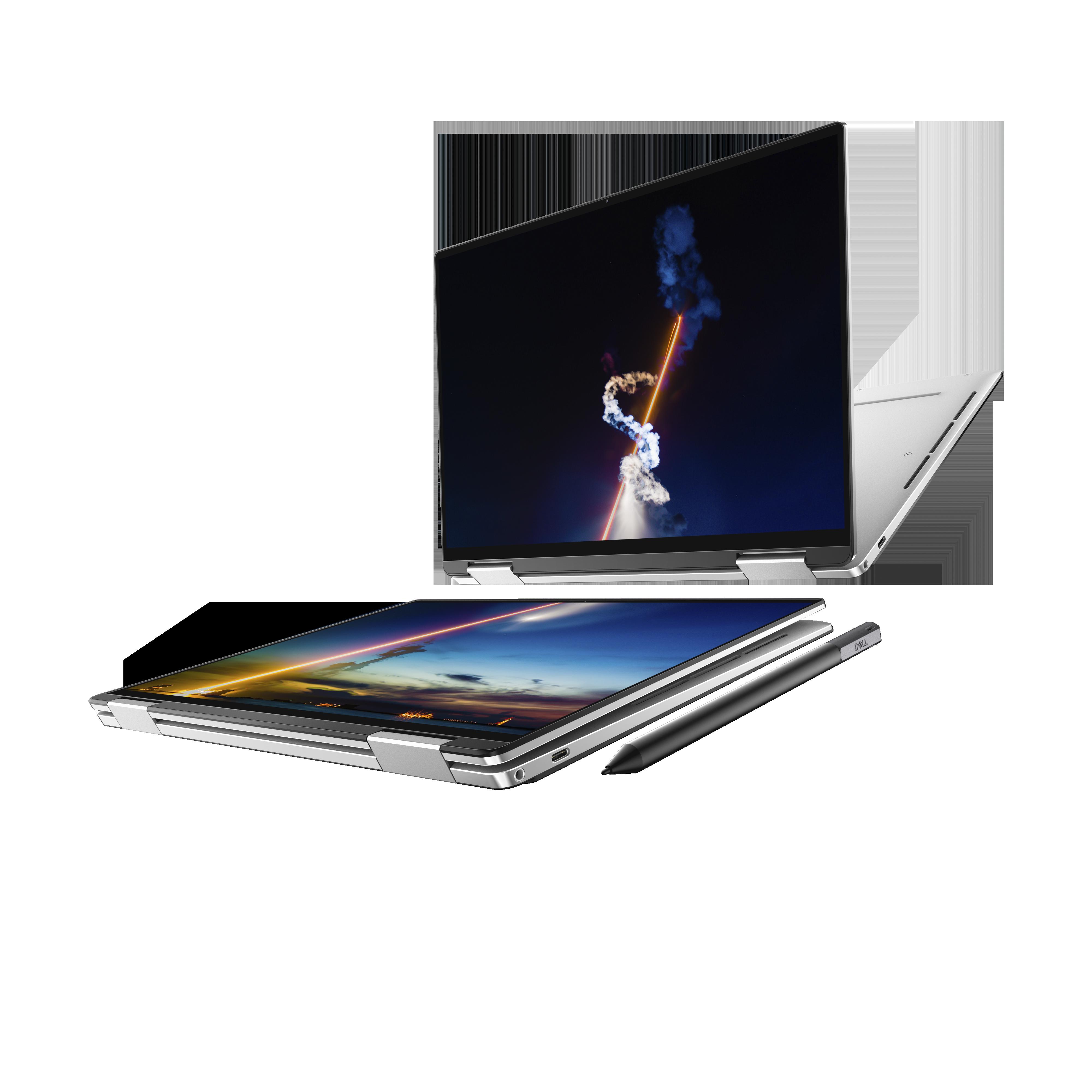 13 XPS 7390 bærbar 2 i 1 PC med HDR skjerm og Dell Cinema