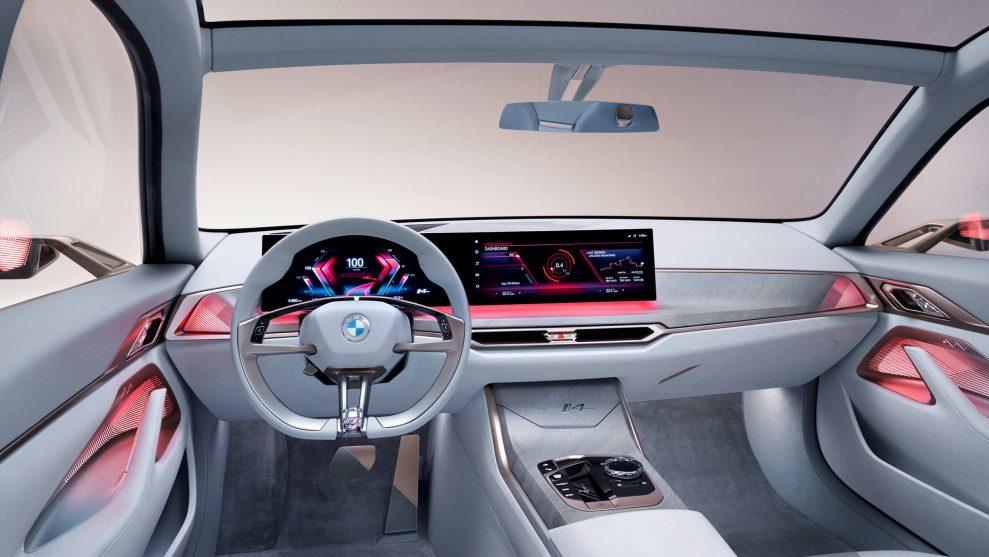 BMW Concept i4-11