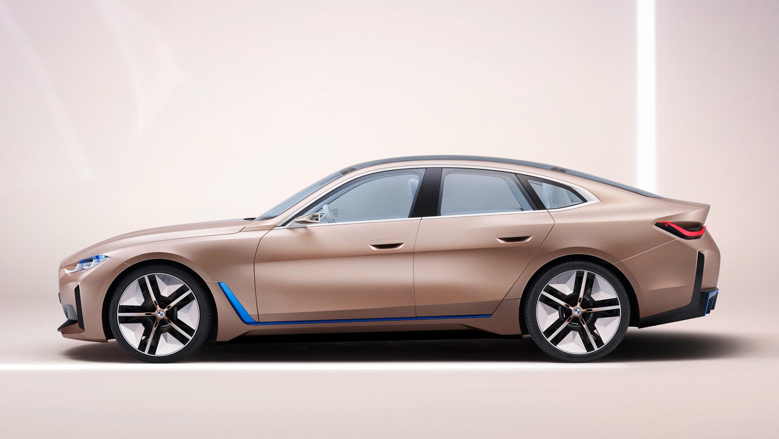 BMW utfordrer Model 3 med kommende i4 – Lyd & Bilde