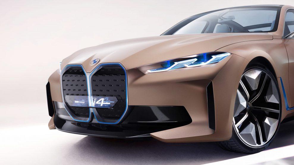 BMW Concept i4-8