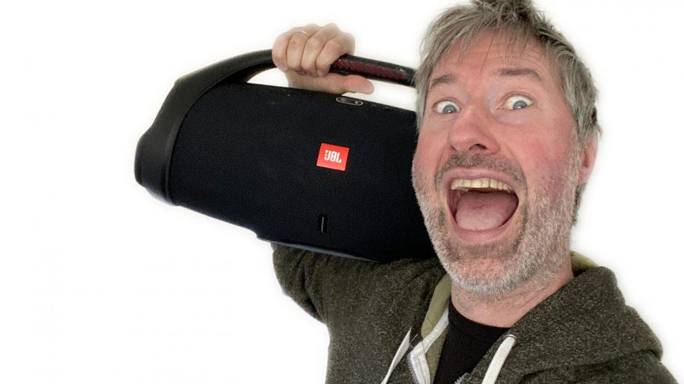 JBL Boombox2 Graabein