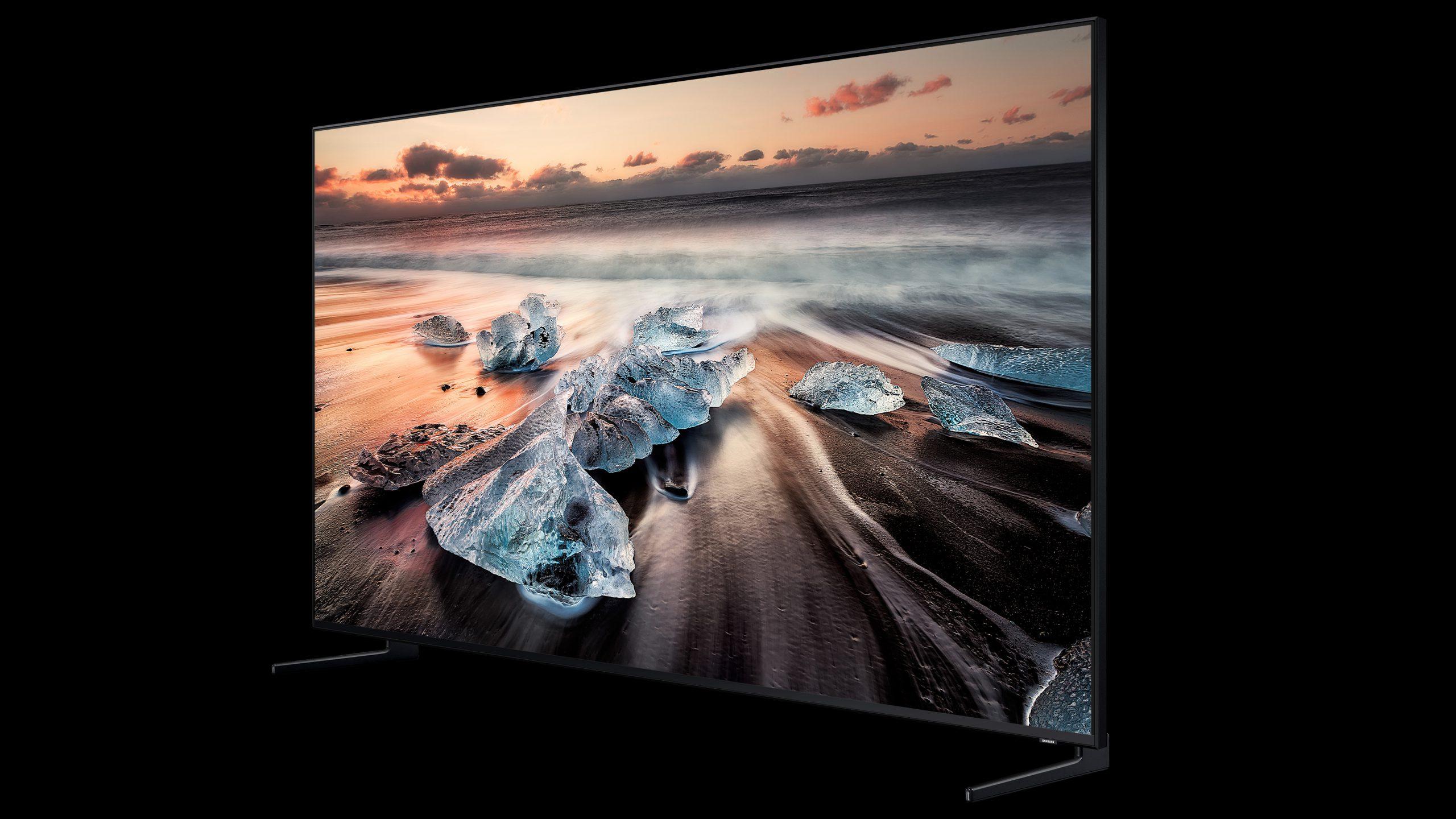Samsung stanser LCD