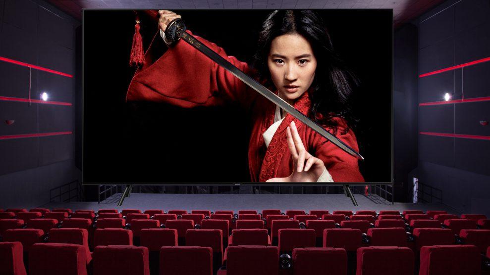 Kinoopplevelse med storskjerm: To 2019-kupp - QLED vs OLED