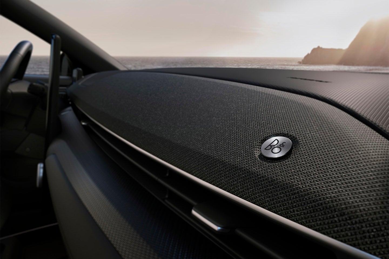 Bang & Olufsen i Ford Mustang Mach-e elbil