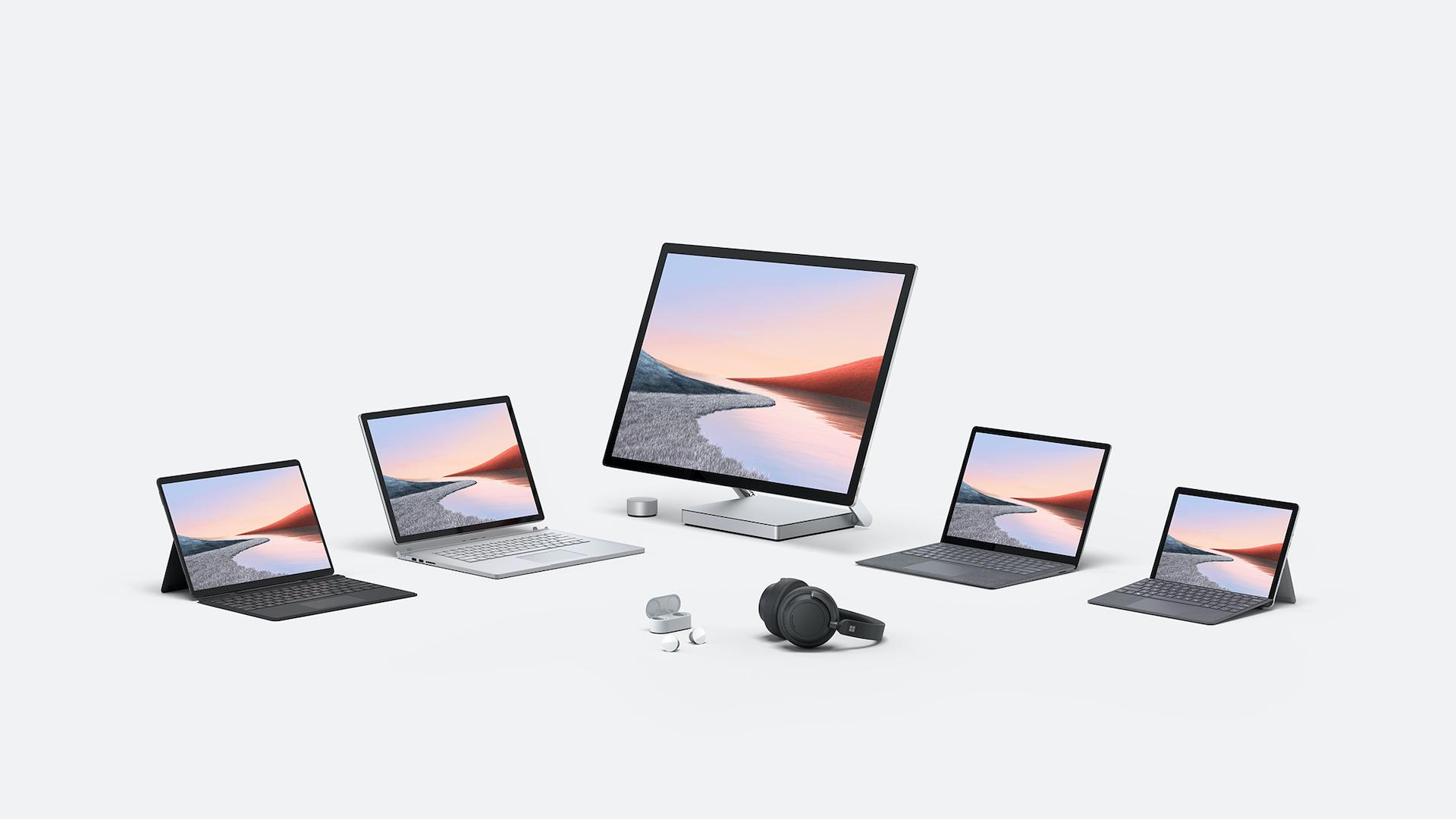 Surface tilbehør – hjelp og læring Støtte for Microsoft