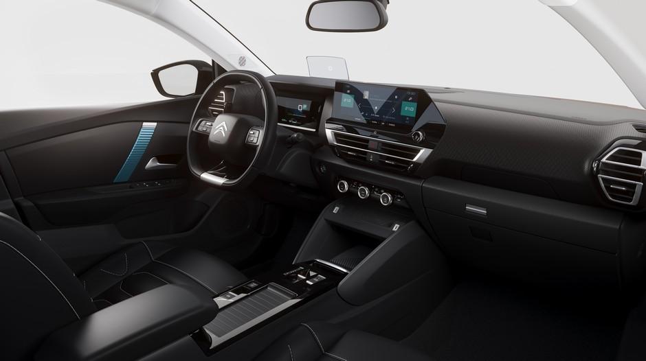 Citroen C4e inter - Kompakt franskmann