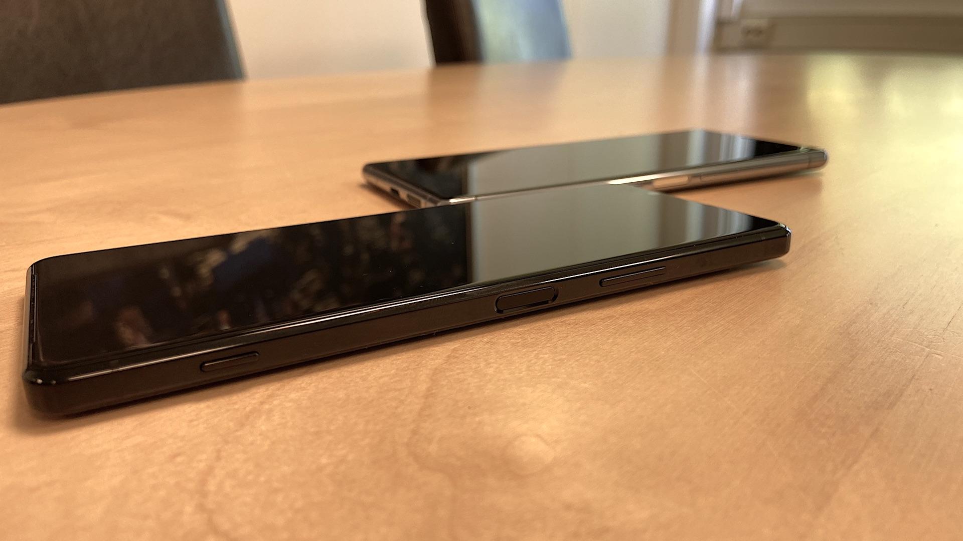 Fingeraftrykslæser Xperia1II - Sony Xperia 1 II