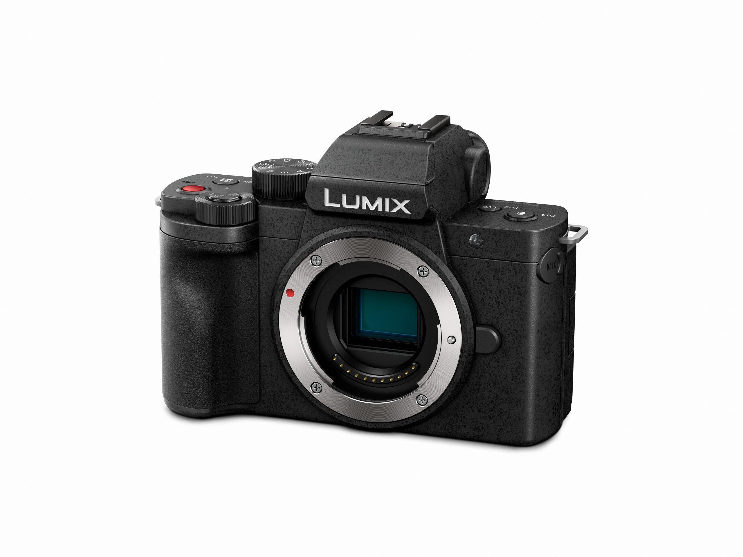 G100 body slant K scaled - Kamera for vloggere og influencere