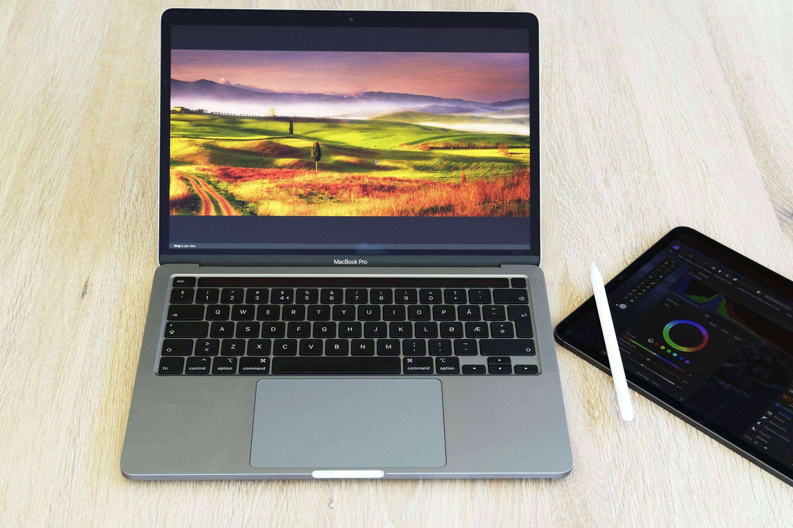 TEST: 16 tommer MacBook Pro Apples nye bærbare er et beist