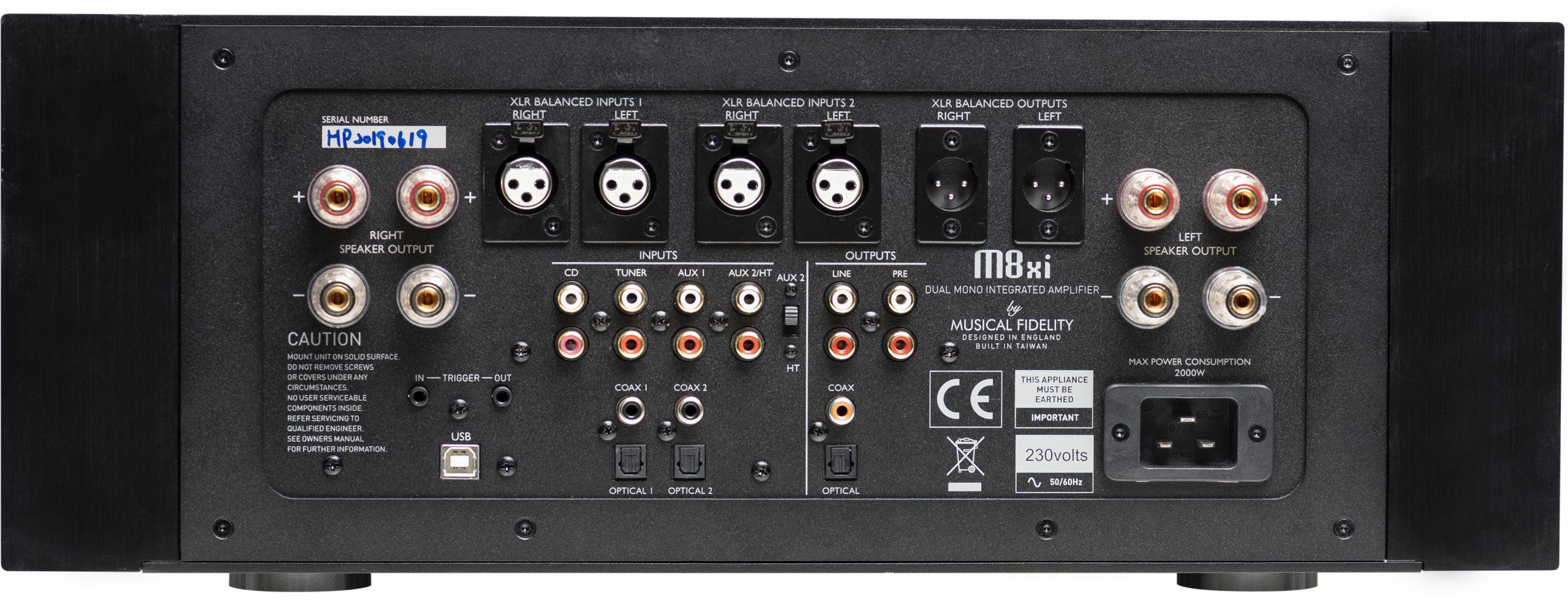 MF M8xi back cutout scaled 1 - Musical Fidelity M8xi