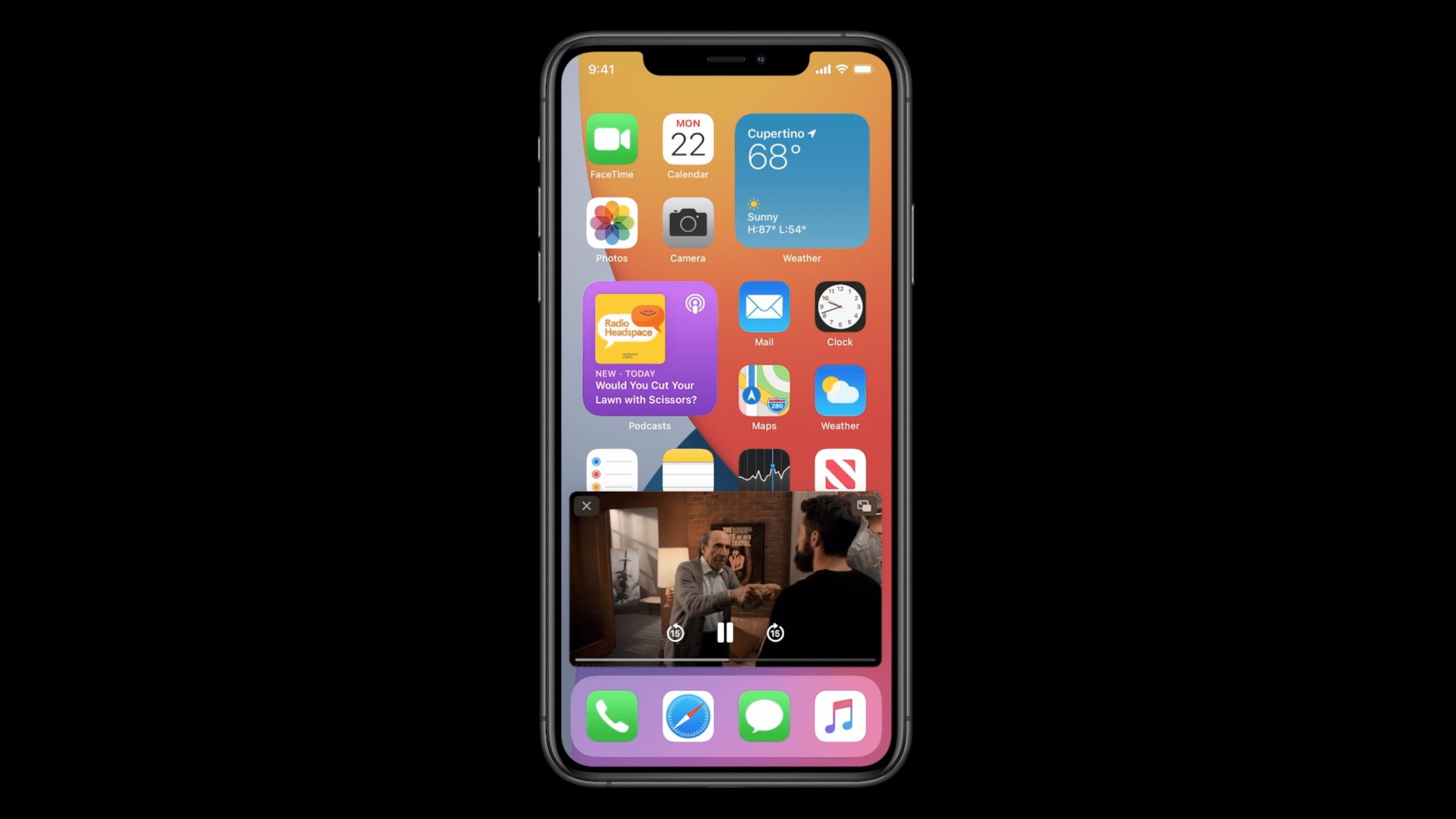 Skjermbilde 2020 06 22 kl. 19.12.16 - Snart kommer iOS 14 og iPad OS 14