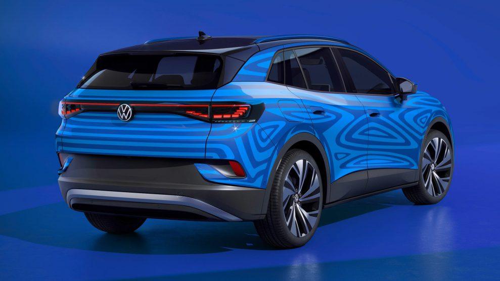 Volkswagen ID 4 teaser