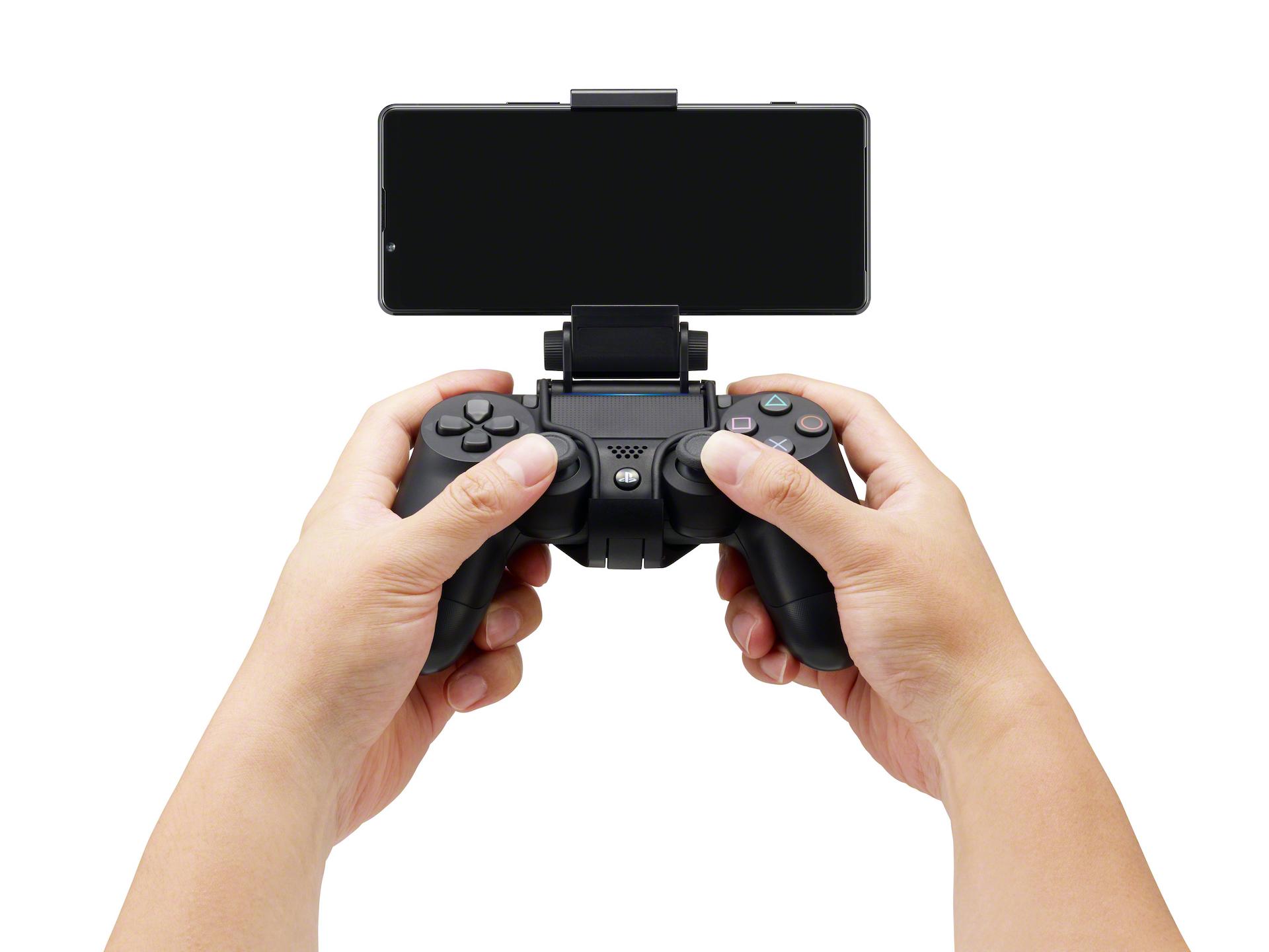 Xperia 1 II Black DualShock - Sony Xperia 1 II