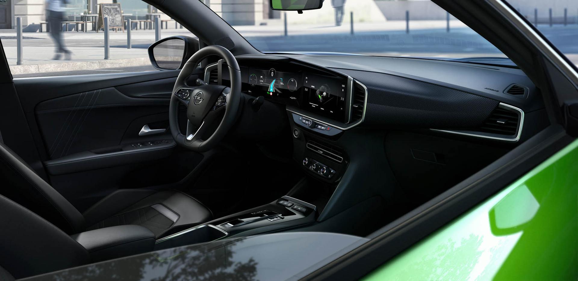 opel mokka 2021 07 - Apple CarPlay og surroundlyd