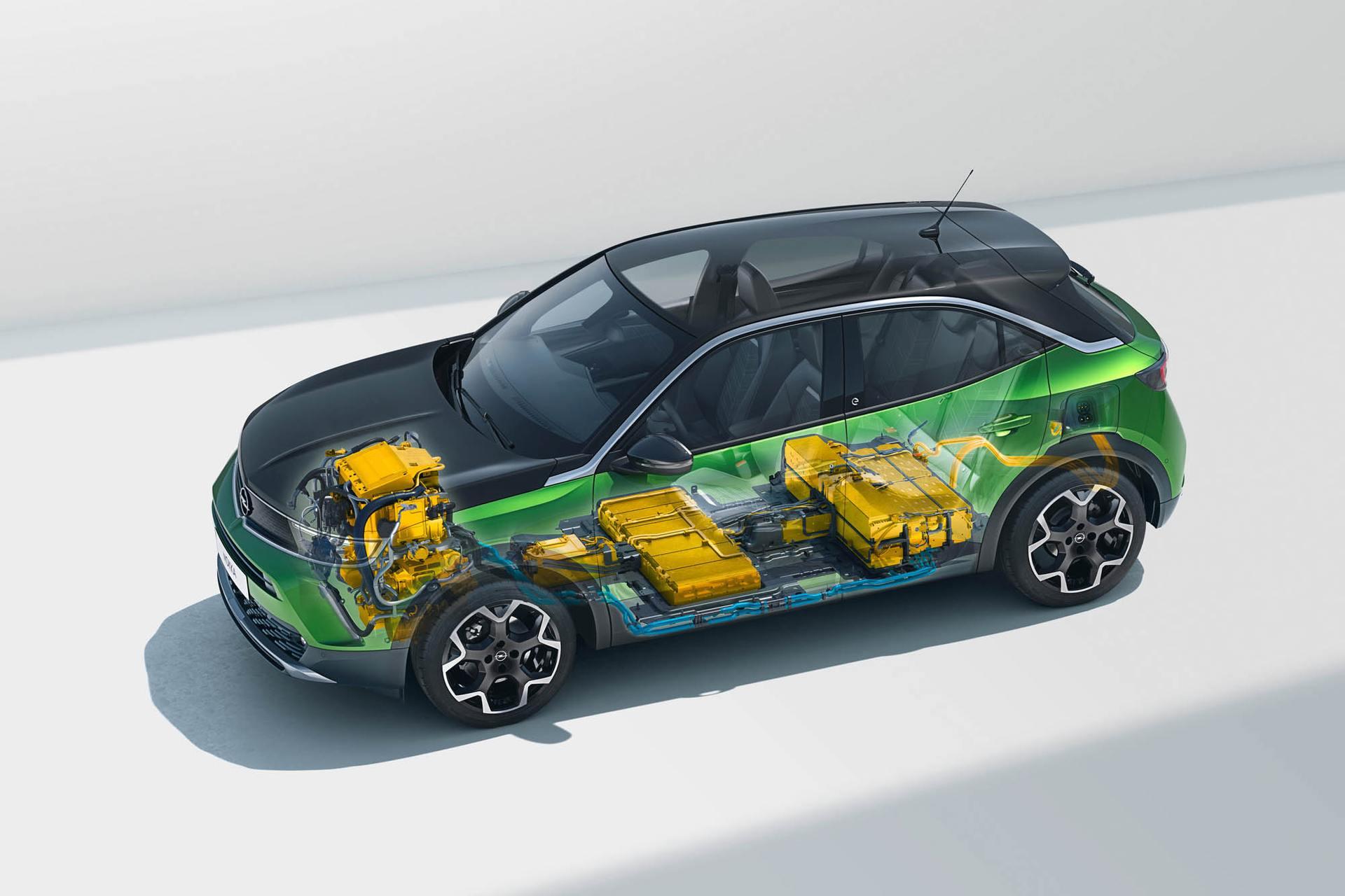 opel mokka 2021 09 - Apple CarPlay og surroundlyd