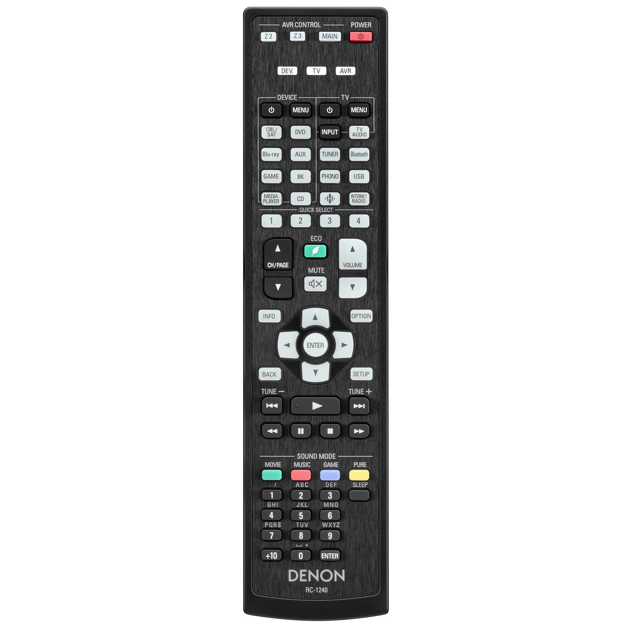 Denon_AVC-X6700H_remote