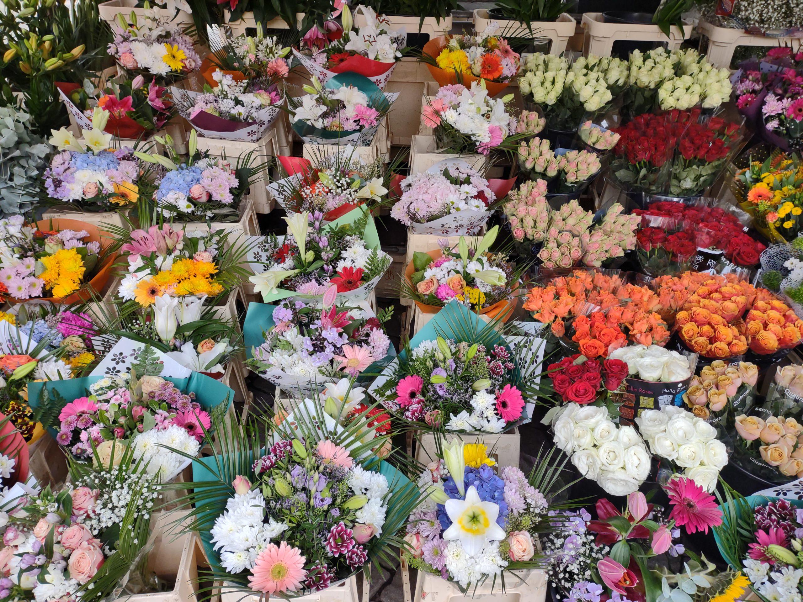 flowers moto 5g