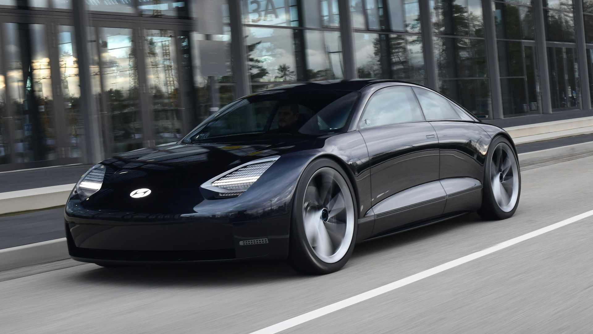 Hyundai Prophecy Concept IONIQ