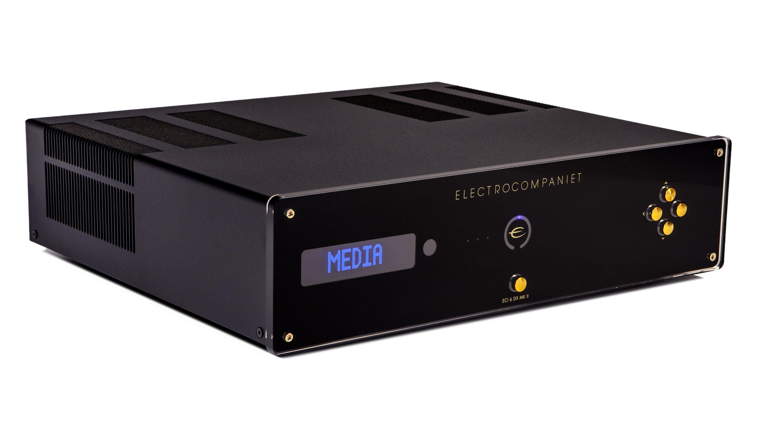 Electrocompaniet ECI 6DX MKII angle