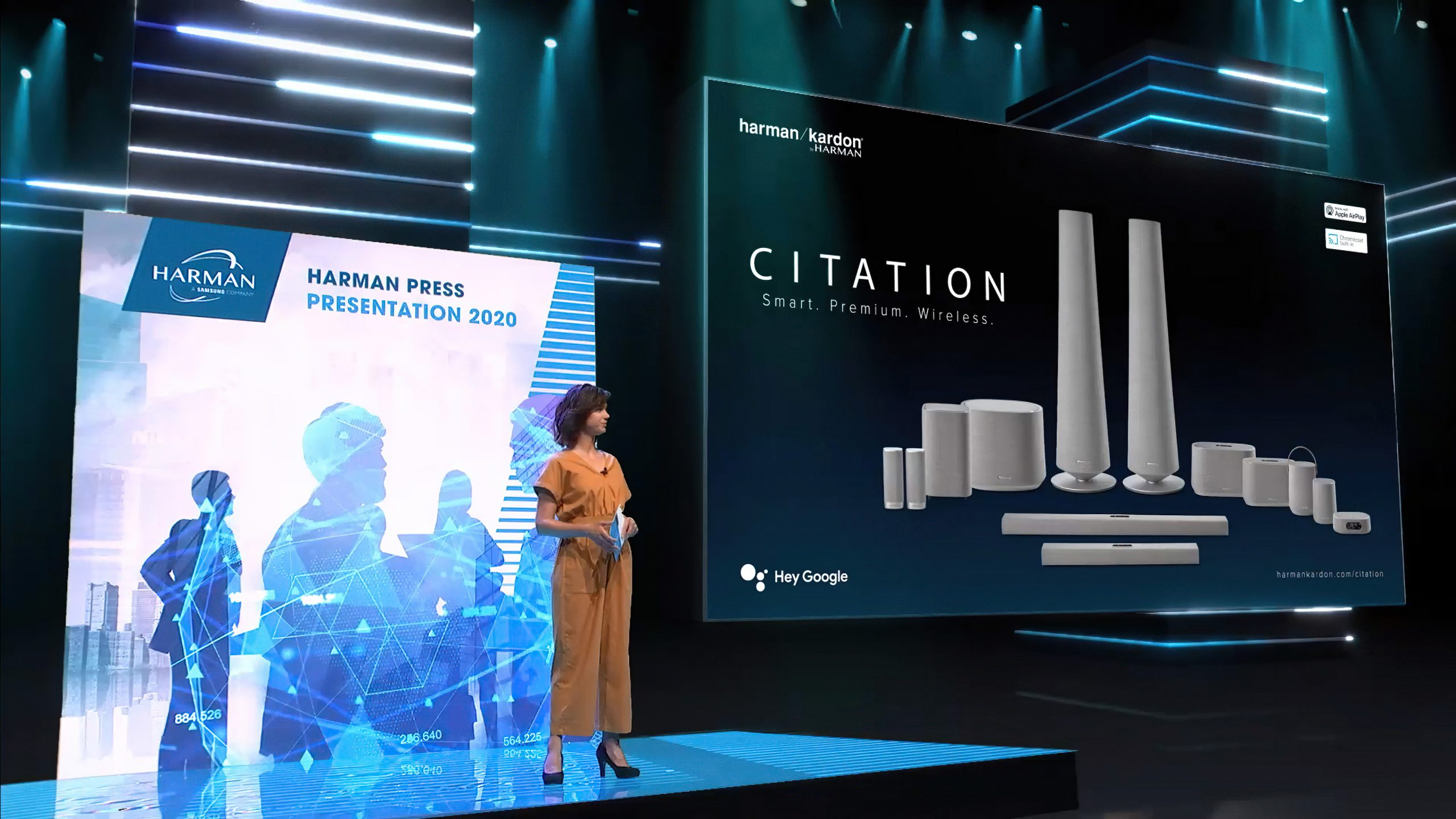 Harman Citation 200 IFA 2020