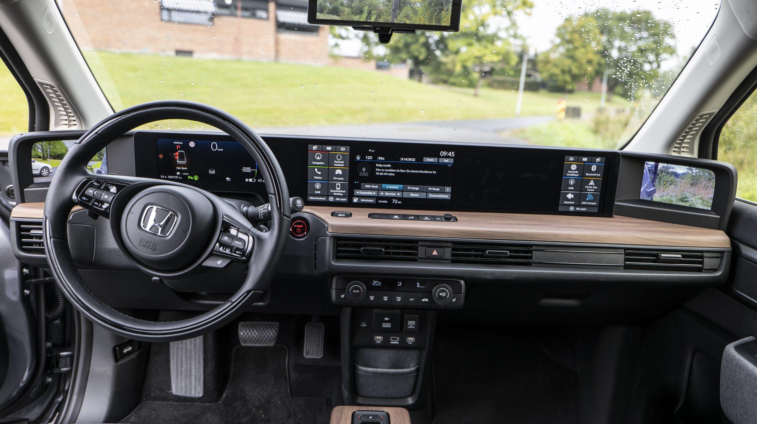 Honda E Interior Foto GN