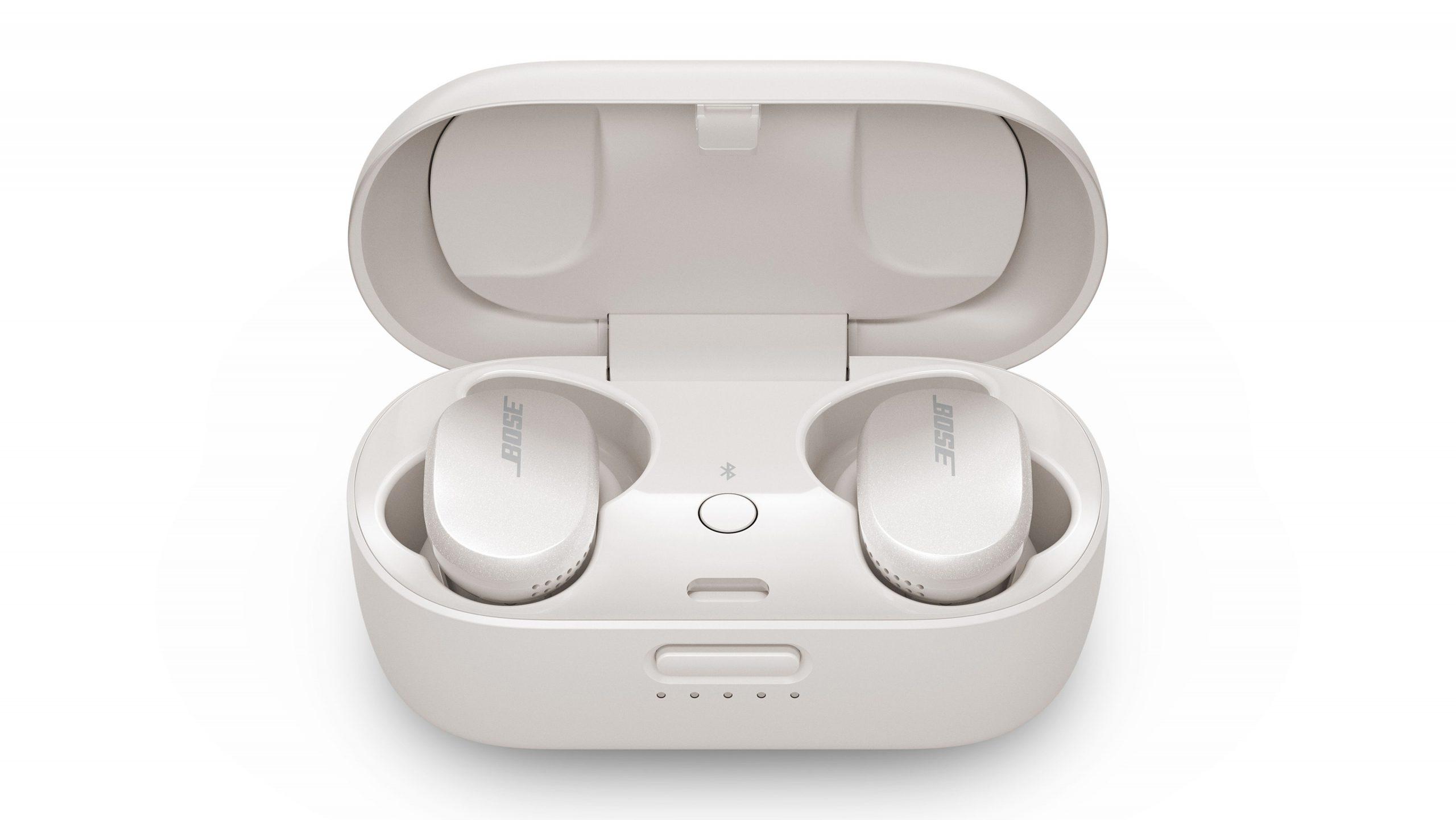 QuietComfort CQ Earbuds Soapstone Case