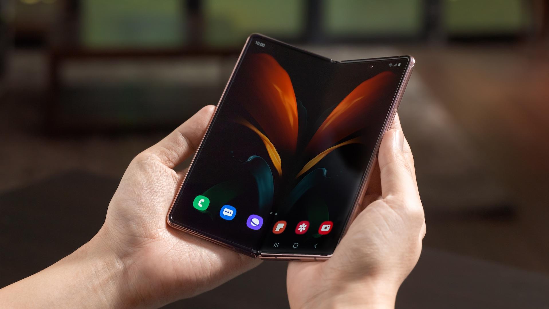 TEST: Samsung Galaxy Fold –