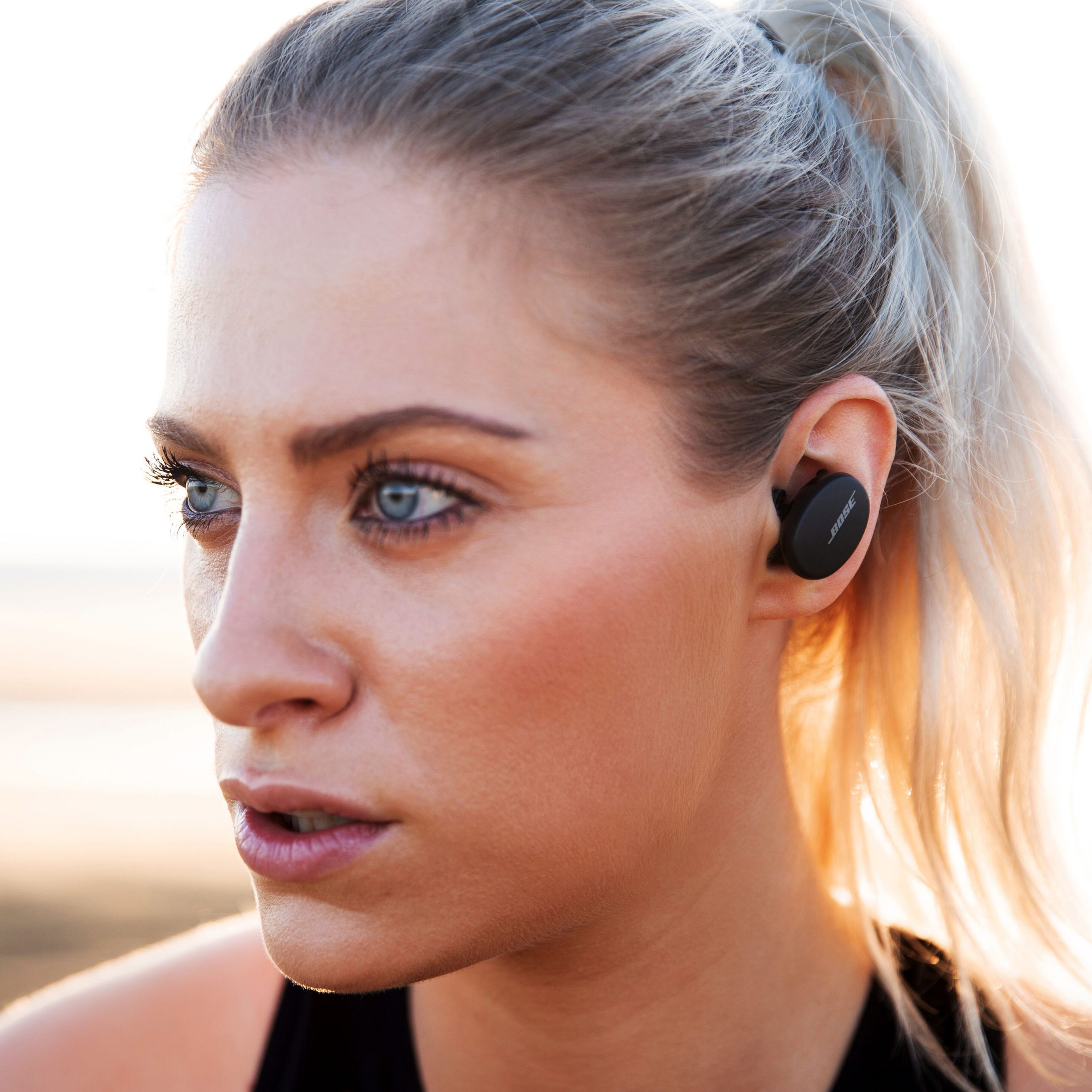 Sport Earbuds Triple Black (3)