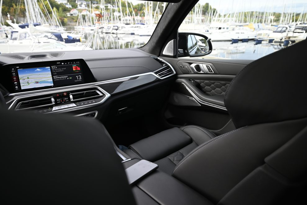 BMW B&W forseter