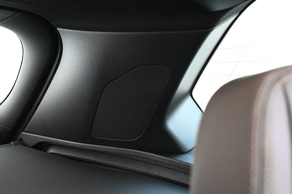 BMW Harman C-stolpe