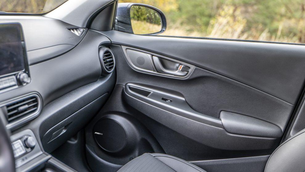 Hyundai Kona with Krell Sound System